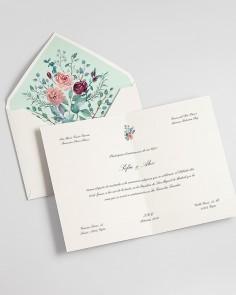 """Diptych Card """"Eucalyptus..."""
