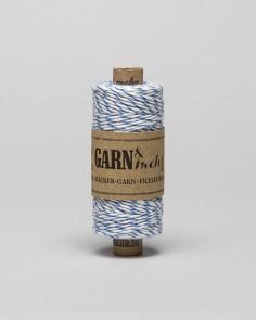 "Cord Baker Twine ""Blue-White"""