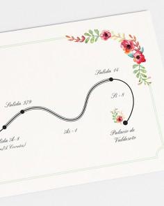"""Map """"Summer"""""""