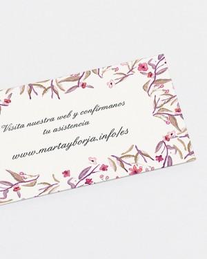 "WEB CARD ""AUTUMN"""