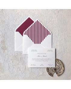 Sash for wedding envelope...