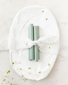 barras lacre verde